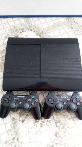 Playstation 3 super slim 500Gigas, Negociable
