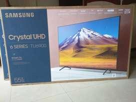 Televisor Samsung Uhd 4K crystal