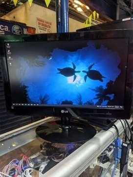 Monitor de 22 pulgadas LG LED