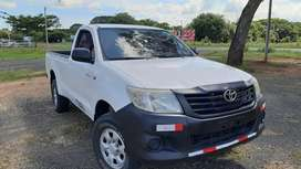 Hilux 2013 doble traccion