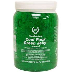 Cool Pack Green Jelly Gel para Equinos