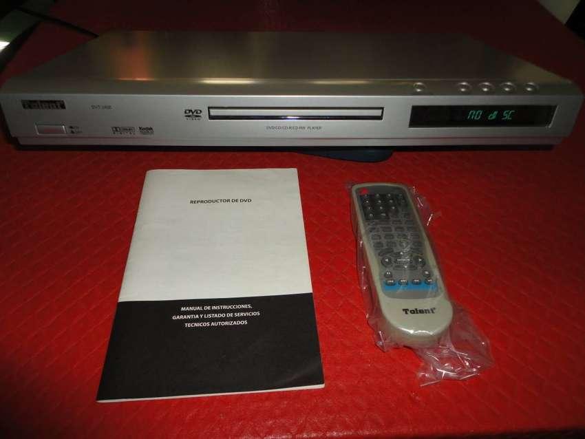 VENDO REPRODUCTOR DE DVD USADO MUY BUEN ESTADO. 0