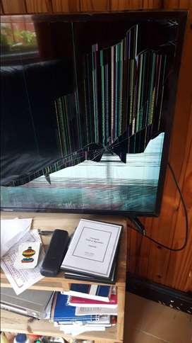 Tv LED Samsung para repuesto