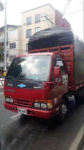 Venta de camión Chevrolet NKR