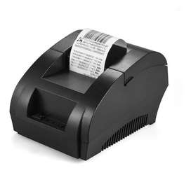 Impresora Térmica Pos 58mm De Alta Velocidad · Modelo 5890k