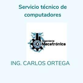 Servicio tecnico de computadores