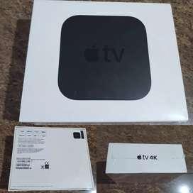 Apple TV 4K sellado 32gb