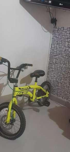 Venta de una bicicleta