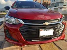 Chevrolet All New onix plus sedan