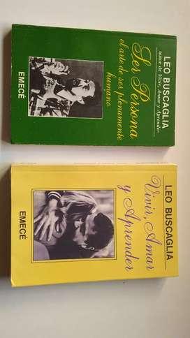Ser Persona y Vivir, amar y aprender - Leo Buscaglia