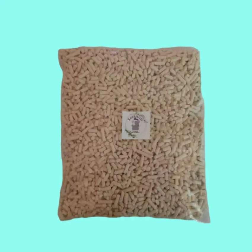 Sustrato pellets de maiz
