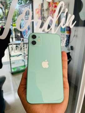iPhone 11 64Gb Verde Menta Perfectas Condiciones