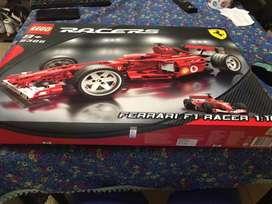 Ferrari lego 8386