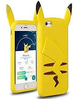 Case Protector Cover Funda de PIkachu Pokemon para LG Stylus 2 X Screen iPhone 4 5 La Tienda de Yuki