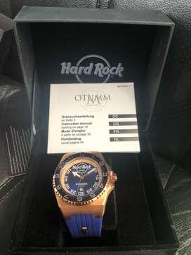 Reloj hard rock