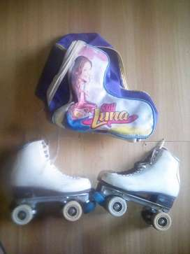Patines profesionales Odile