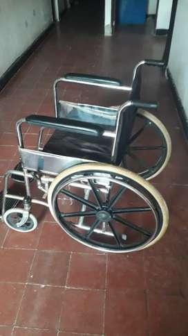 Silla de rueda de segunda