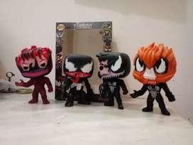 Muñecos de Venom