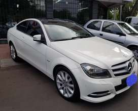 Mercedes Benz Coupe C250 Sport