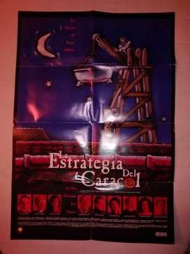 Afiches originales de peliculas Colombianas
