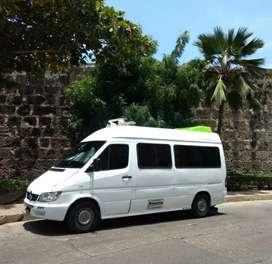 Transporte Especial de Pasajeros. Turístico, Empresarial
