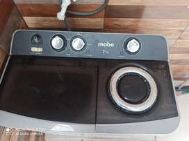 Lavadora mabe usada