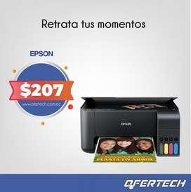 Impresora Epson L3150 tinta continua y wifi