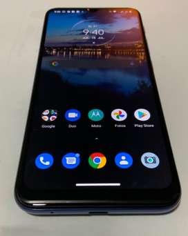 Motorola One Fusion 64GB Color Azul Oceano