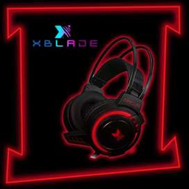 AUDIFONOS GAMER XBLADE ORCUS RGB Arcoiris