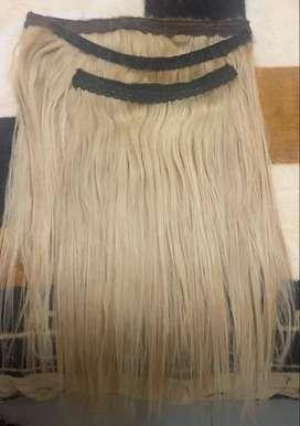 Vendo cabello 100% natural