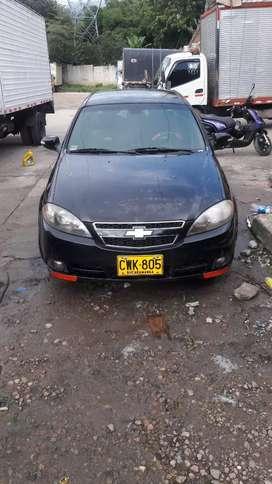 Chevrolet 2009 color negro