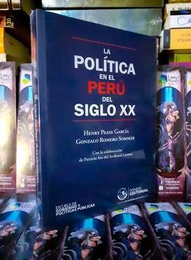 La Política en El Perú Del Siglo Xx