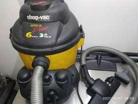 aspiradora usada shop vac 6 gal 3 hp