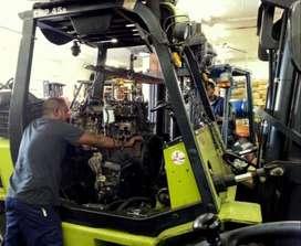 mantenimiento y reparacion de montacargas