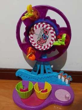Juguete Polly pocker en perfecto estado para niñas