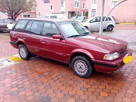 Vendo Mazda 323 estación wagon