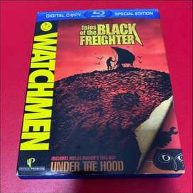 Blue Ray Watchmen: Tales Of The Black Freighter