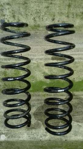 Espirales Traseros Honda Civic 1993