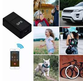Gps tracker portatil recargable rastrea localiza grabador audio