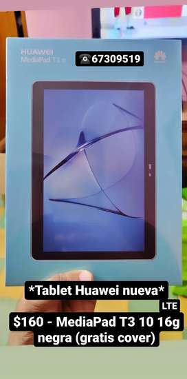 Tablet Huawei t3 10' 16gb nueva