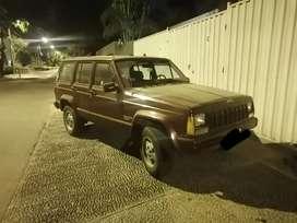 Jeep Cherokee año 1988