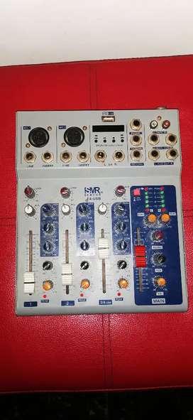 Mezcladora SMR F4-USB