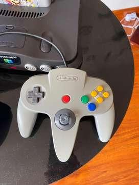 Control Nintendo 64