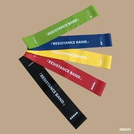 Bandas elasticas de resistencia
