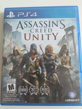 Videojuego PS4: Assassins Creed Unity