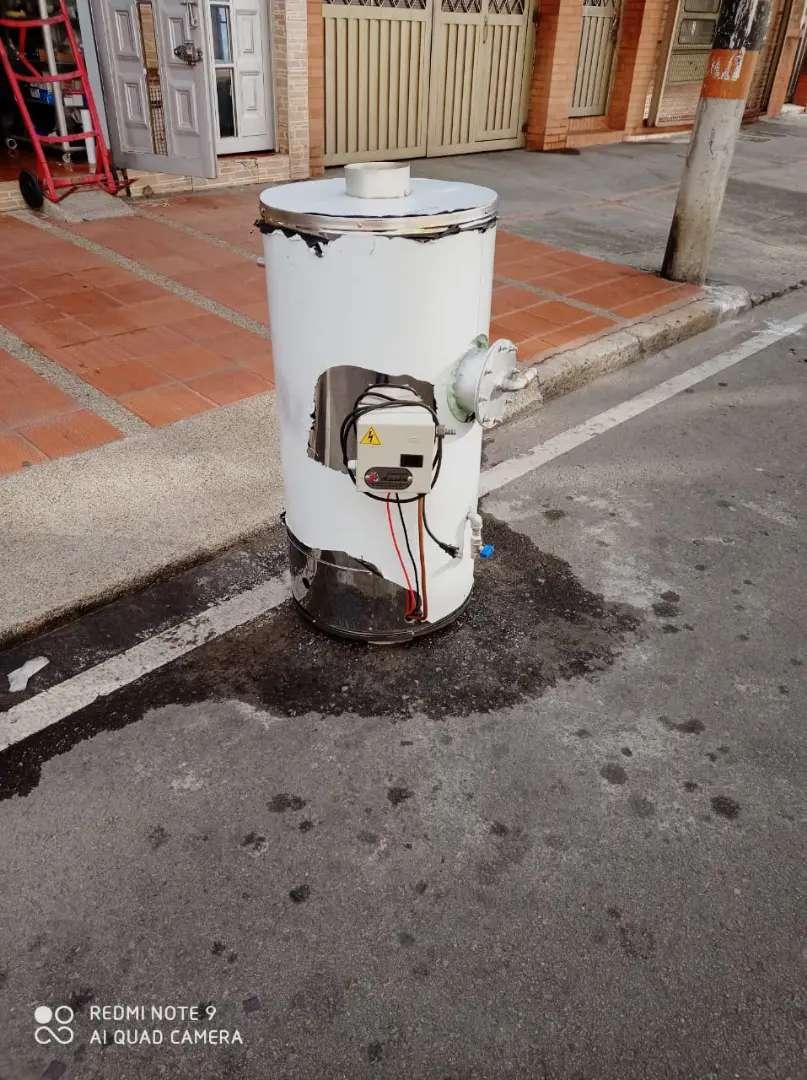 CALDERA PARA TURCO Y SAUNAS  A GAS Y ELECTRICAS