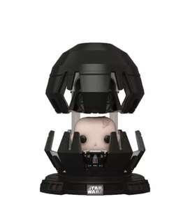 Funko Pop Darth Vader En Capsula de Meditación  Star Wars El Imperio 40 años