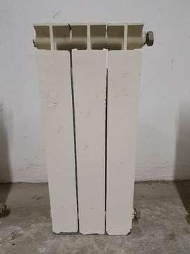Radiador 3 elementos, usado segunda mano  Mar del Plata, Buenos Aires