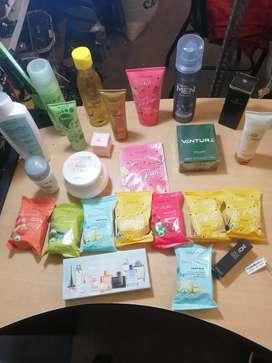 Productos de belleza oriflame