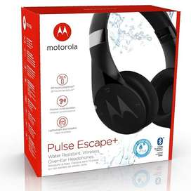 Audífonos inalámbricos Bluetooth Motorola Pulse Escape